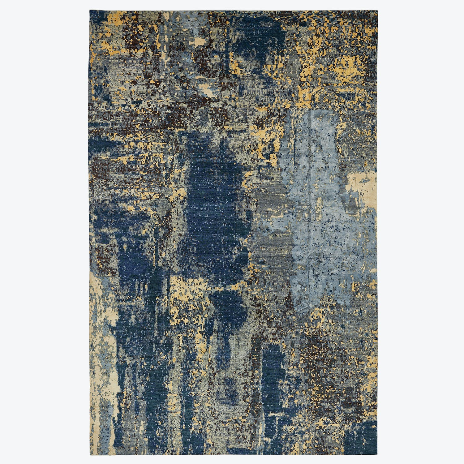 "Contemporary Abstract Rug-17'2""x27'3"""