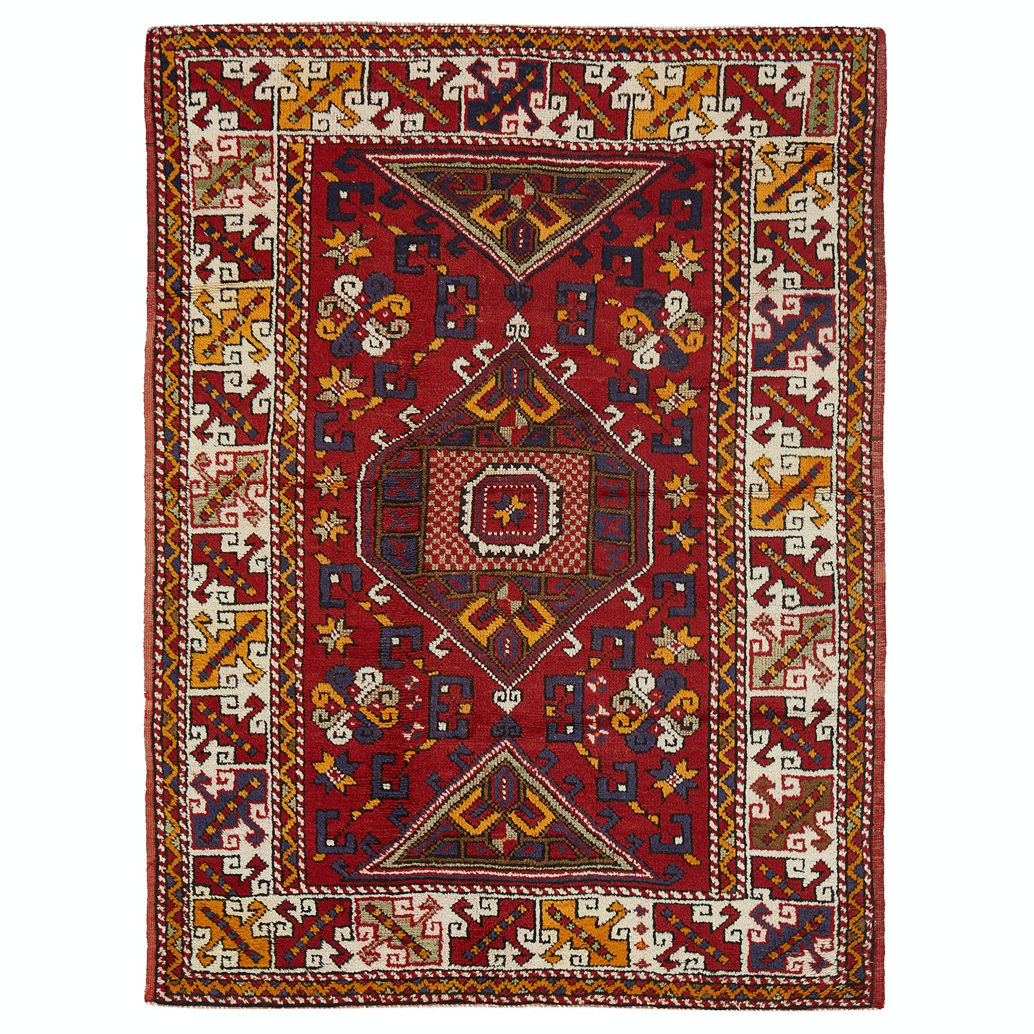 Product Image - Vintage Turkish Rug - 4'x6'