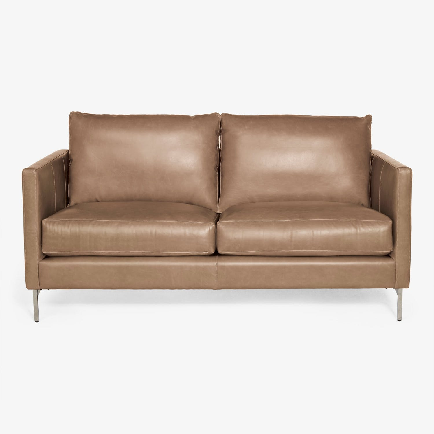 Product Image - Hannah Leather Loveseat