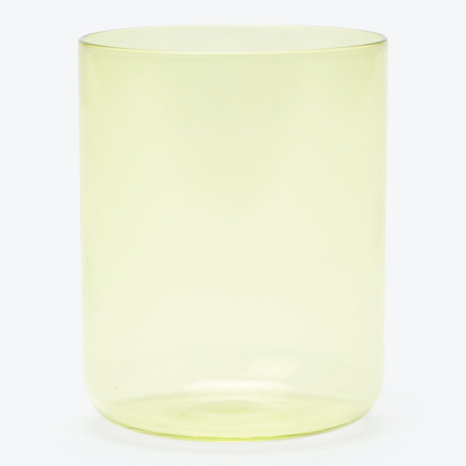 Product Image - Tumbler Lemon Yellow