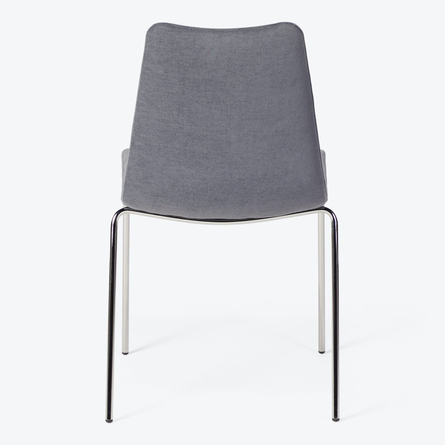 Upholstered Dining Chair Grey