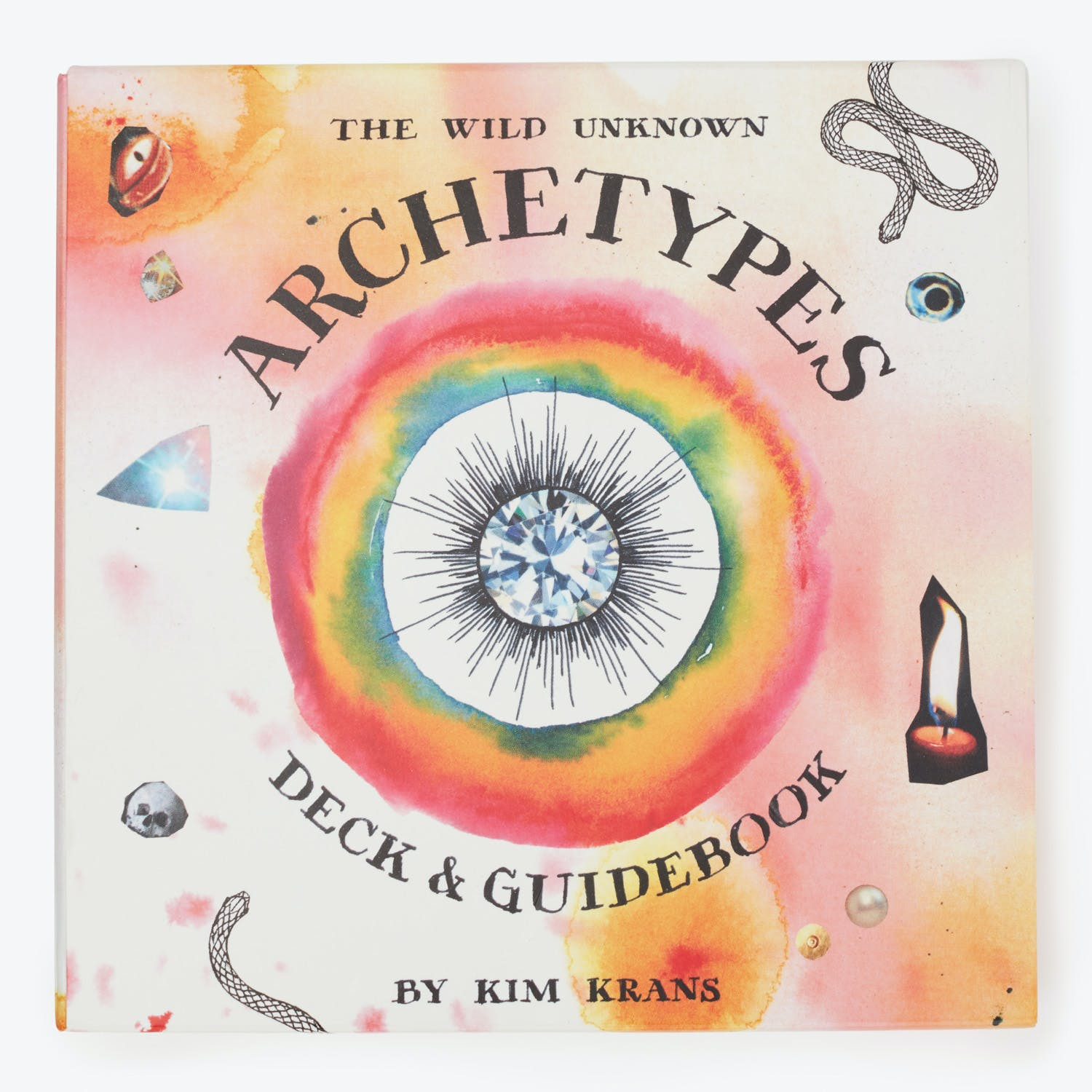 Product Image - The Wild Unknown Archetypes Tarot Deck And Guidebook Set