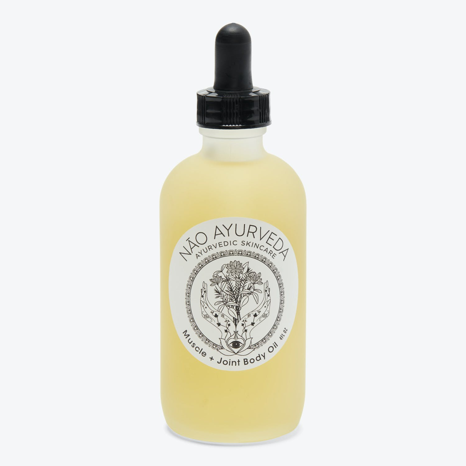 Nao Ayurveda Muscle & Joint Body Oil