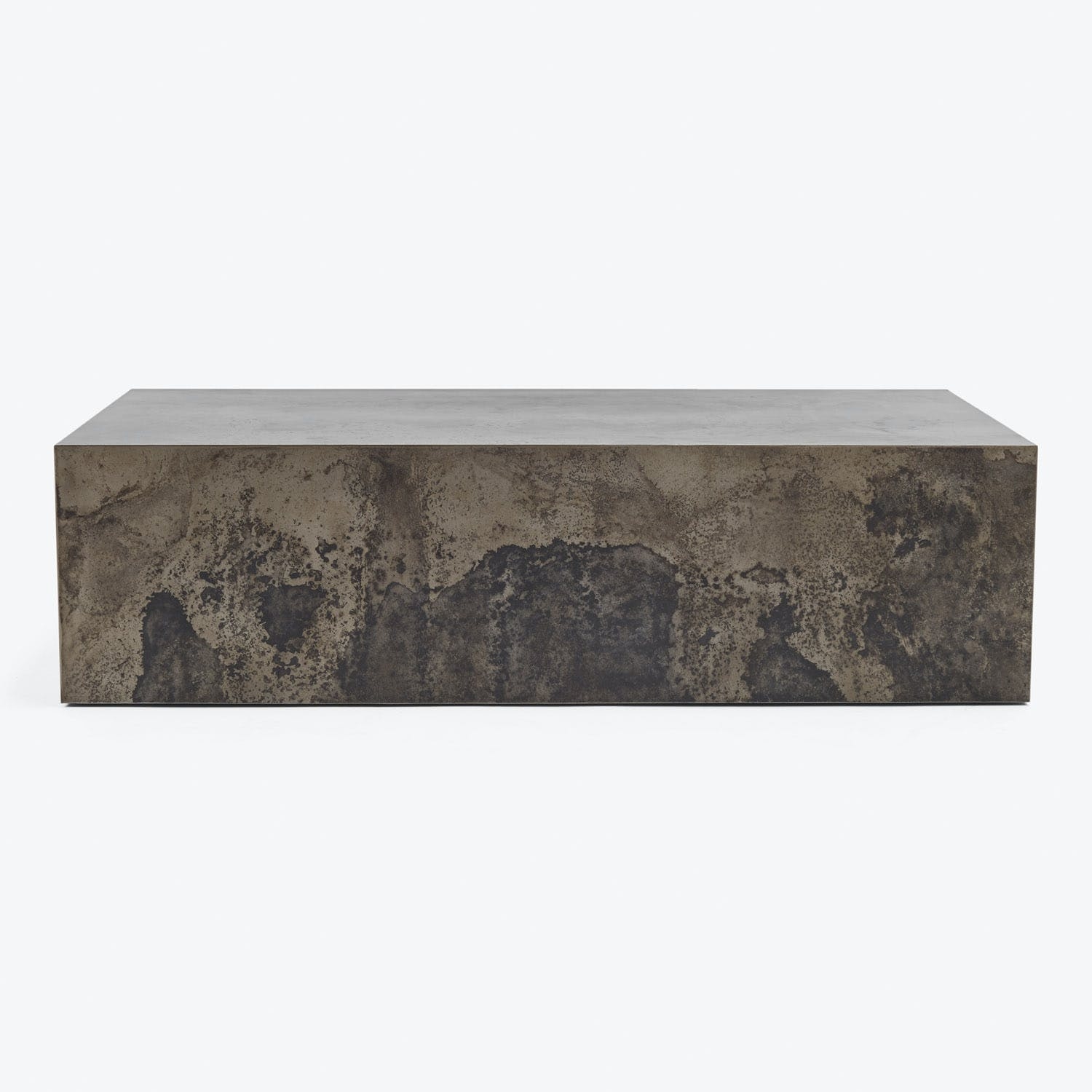 Product Image - Rectangular Metal Coffee Table