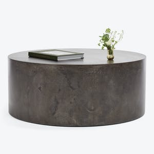 Product Image - Round Metal Coffee Table