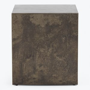 Product Image - Square Metal Side Table