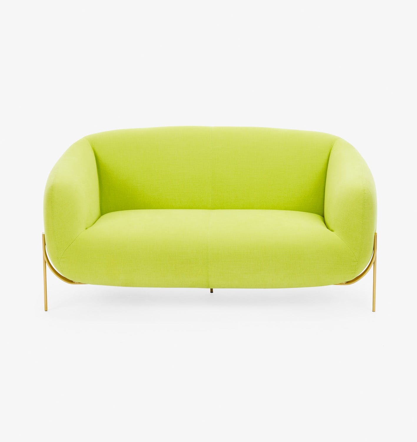 Geo Loveseat