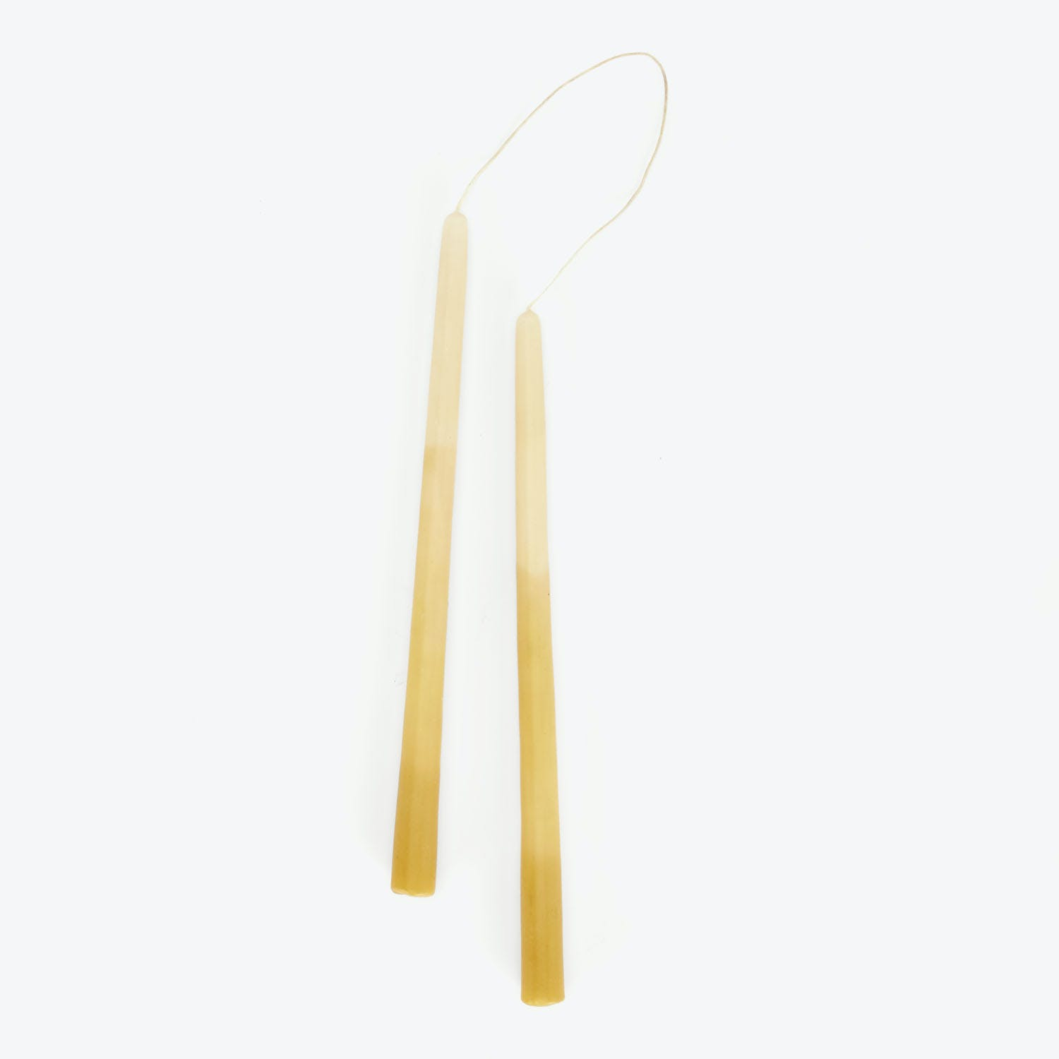 Taper Candles Yellow