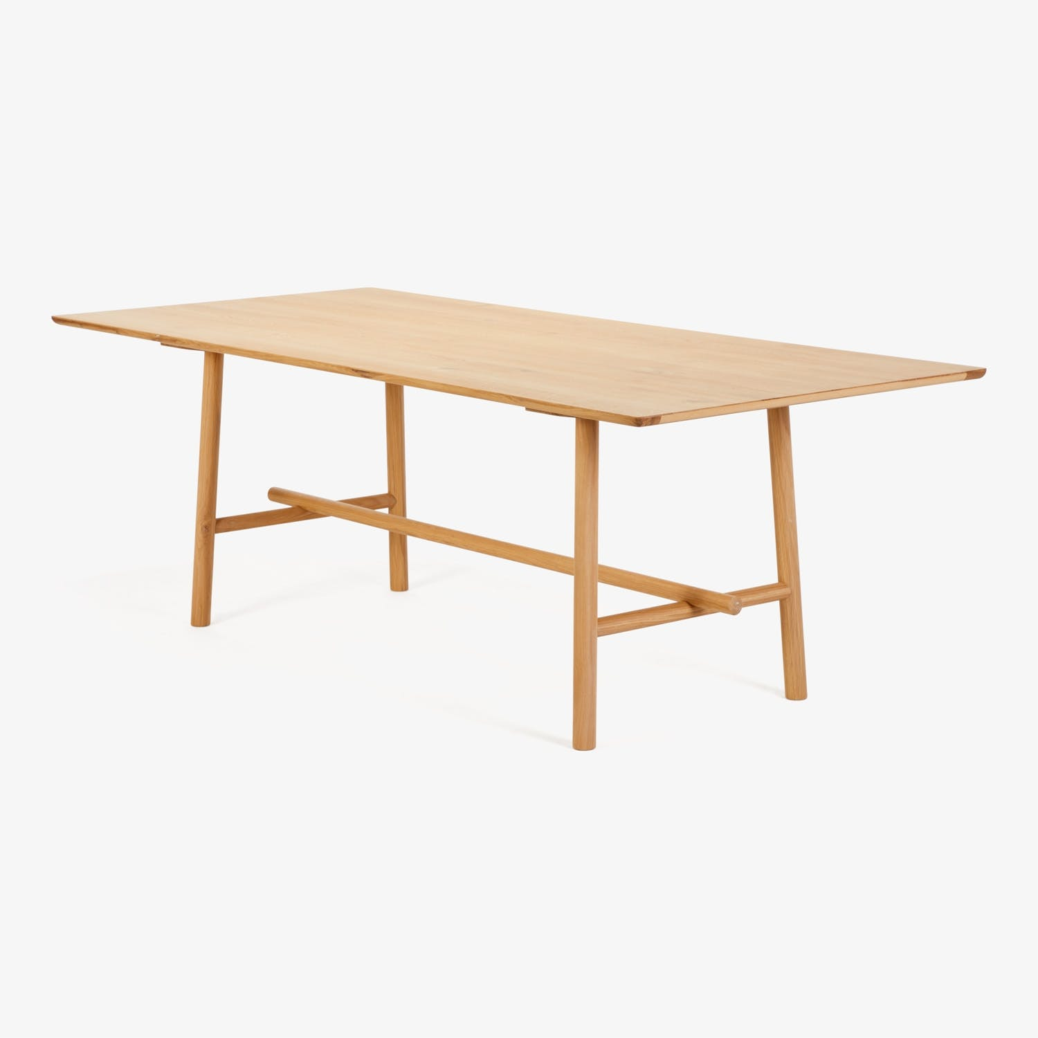 Ethnicraft Oak Profile Dining Table Medium