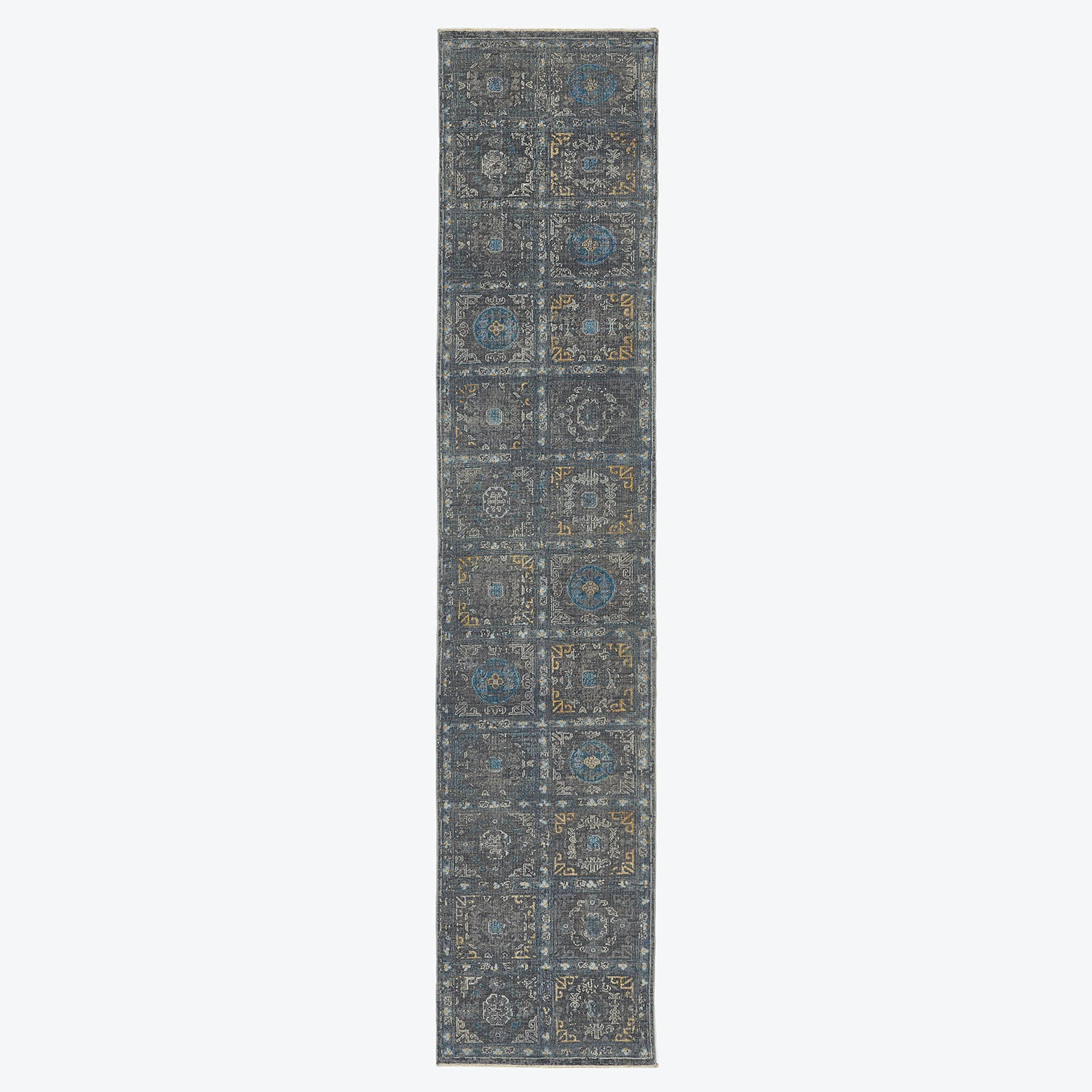 "Product Image - Traditional Rug - 2'4""x11'7"""