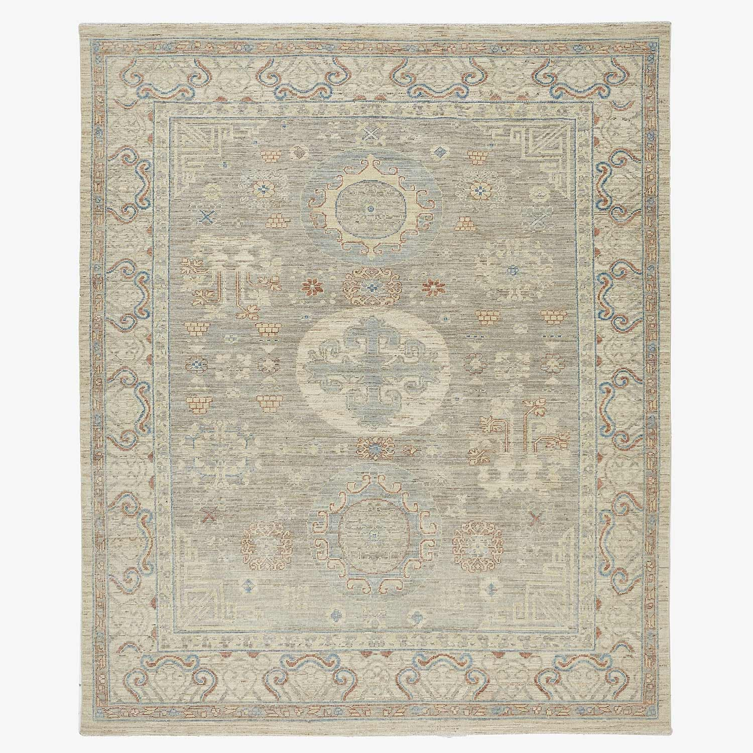 "Product Image - Traditional Rug - 7'11""x9'9"""