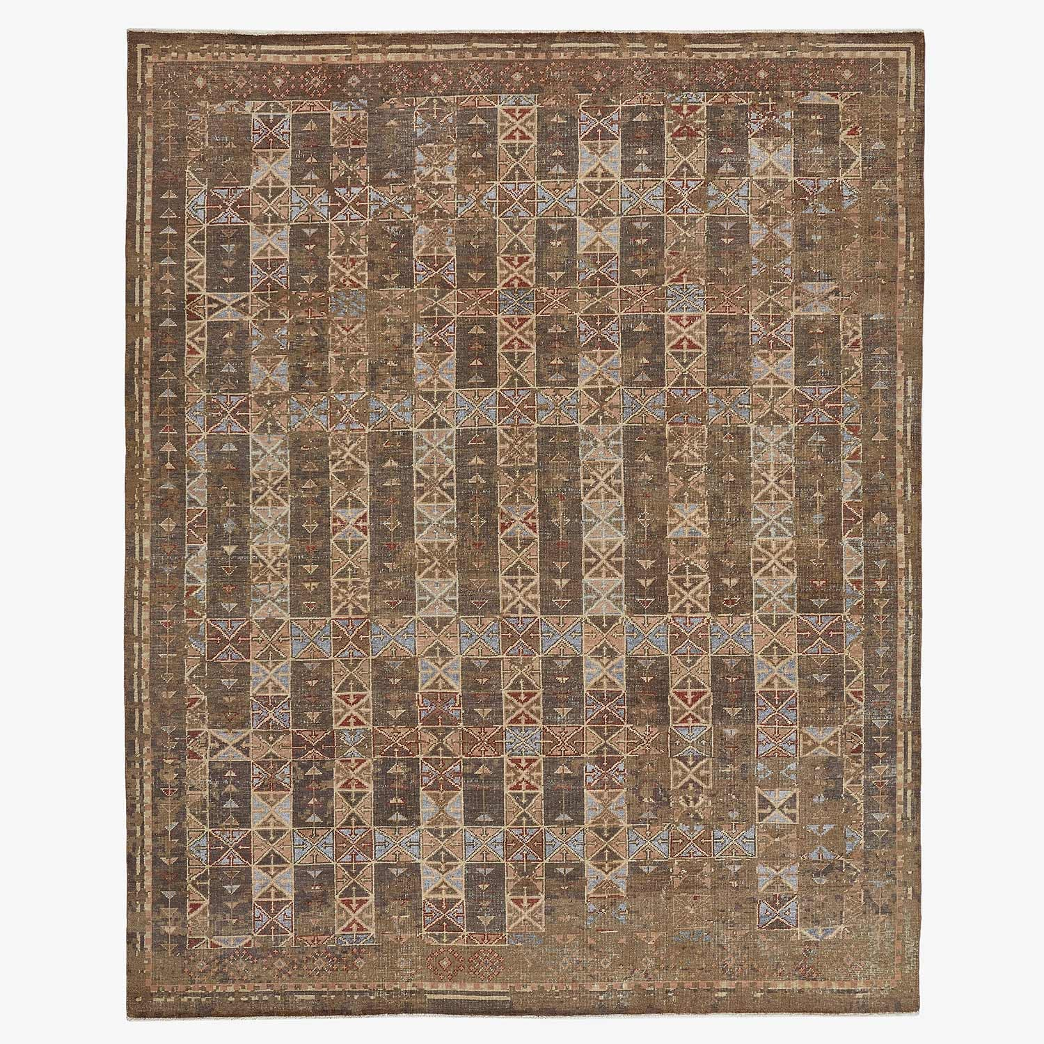 "Product Image - Traditional Rug - 7'10""x9'9"""