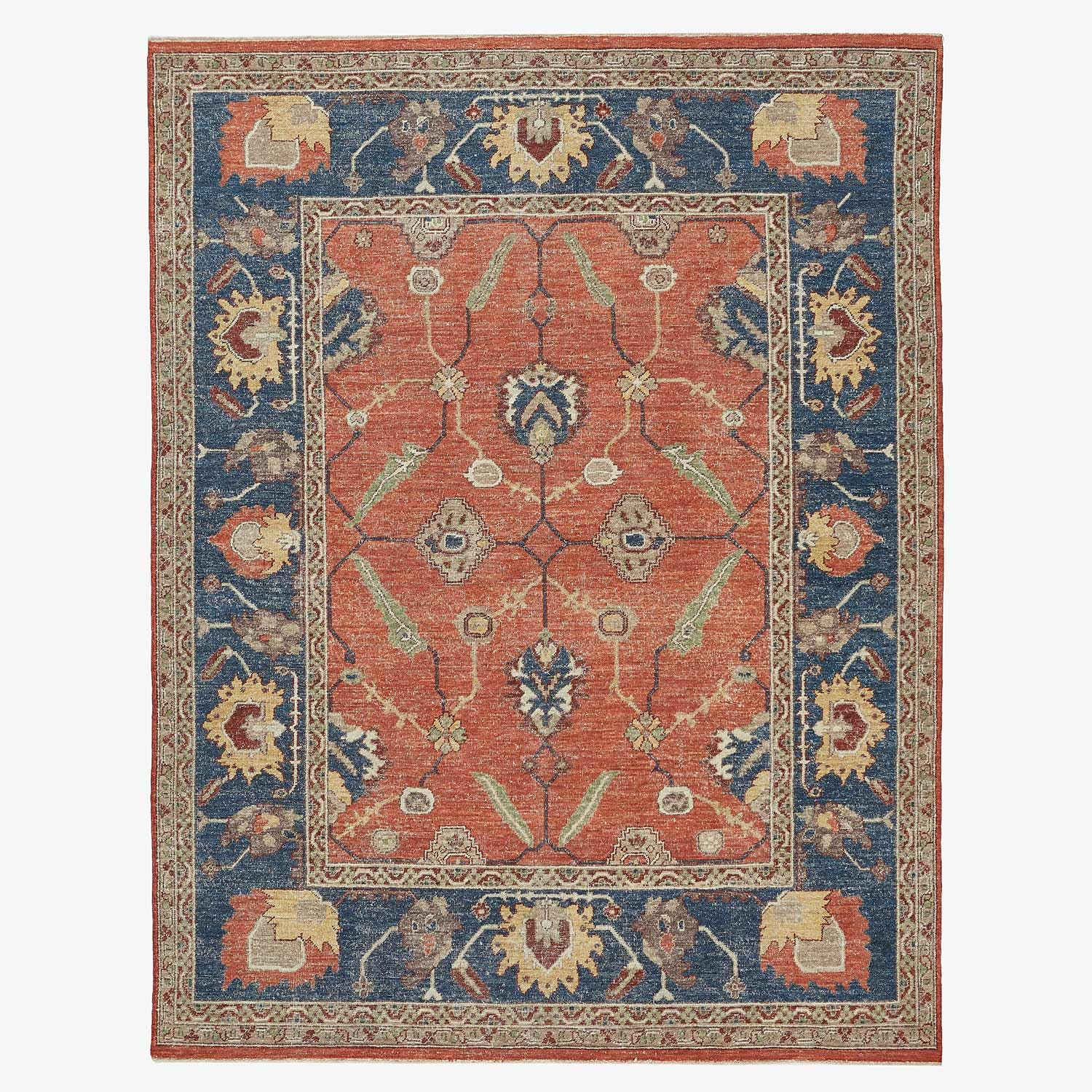 "Product Image - Traditional Rug - 7'10""x10'2"""