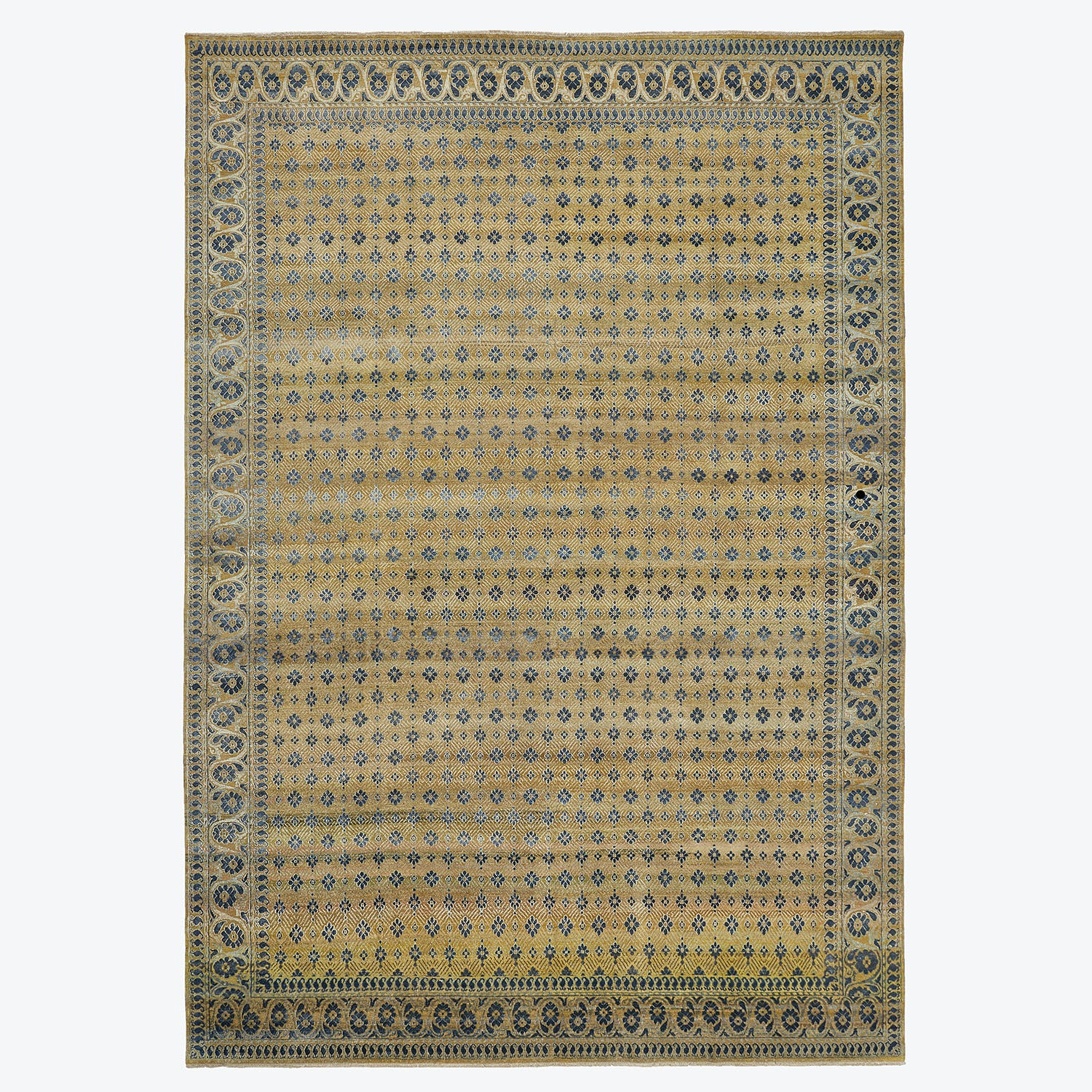 "Alchemy Wool & Silk Rug 9'11""x14'4"""