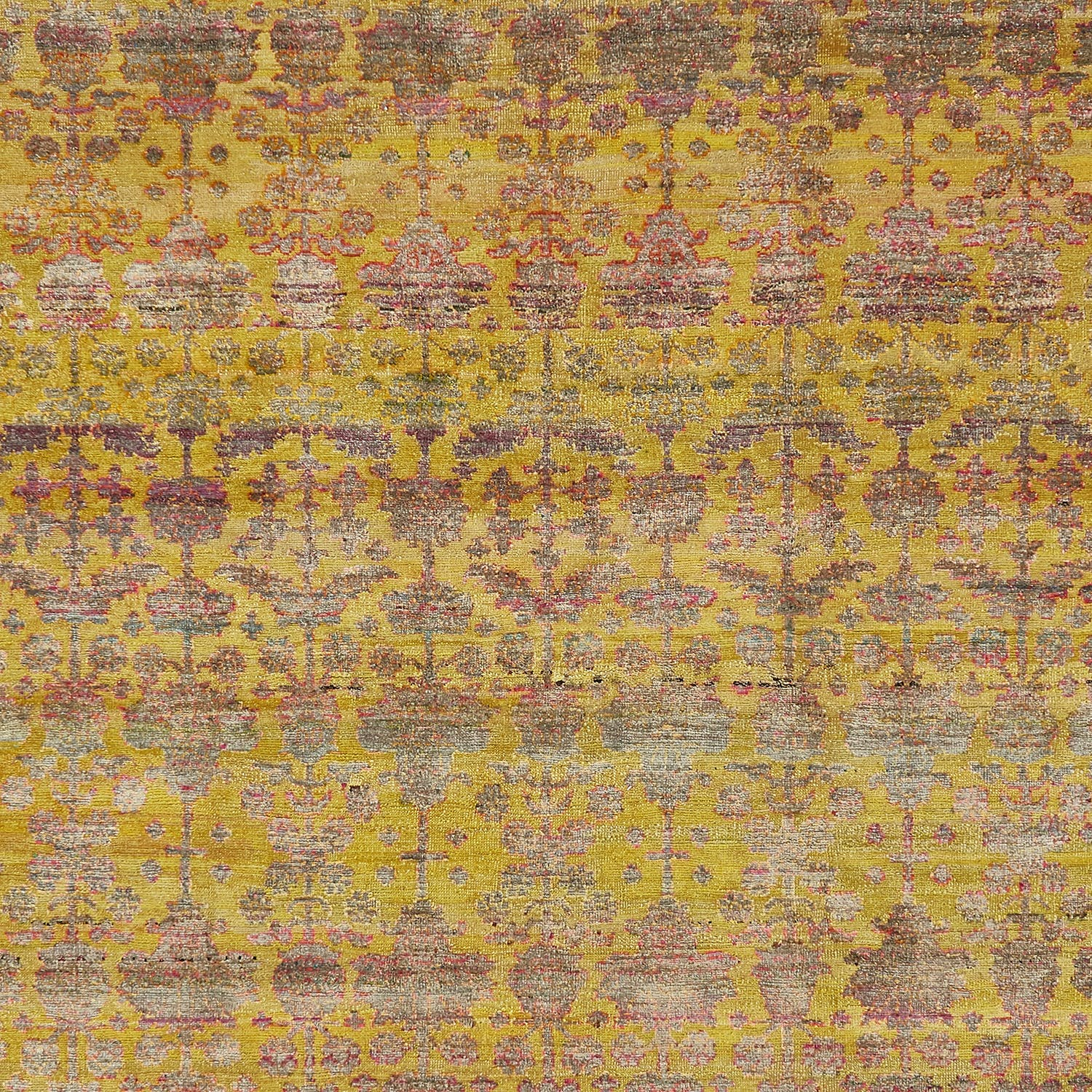 "Alchemy Wool & Silk Rug 8'11""x11'4"""