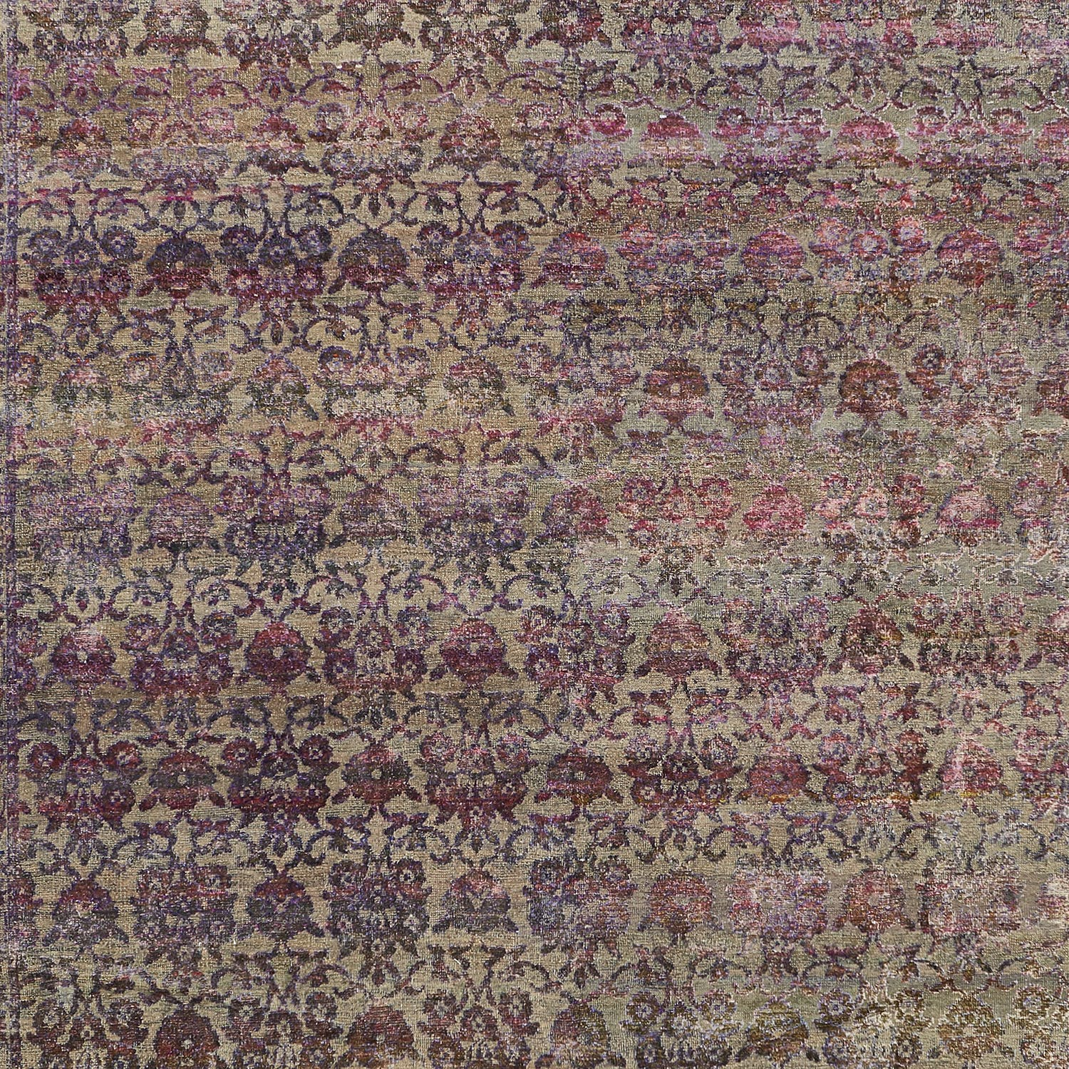 "Alchemy Wool & Silk Rug 9'10""x14'"