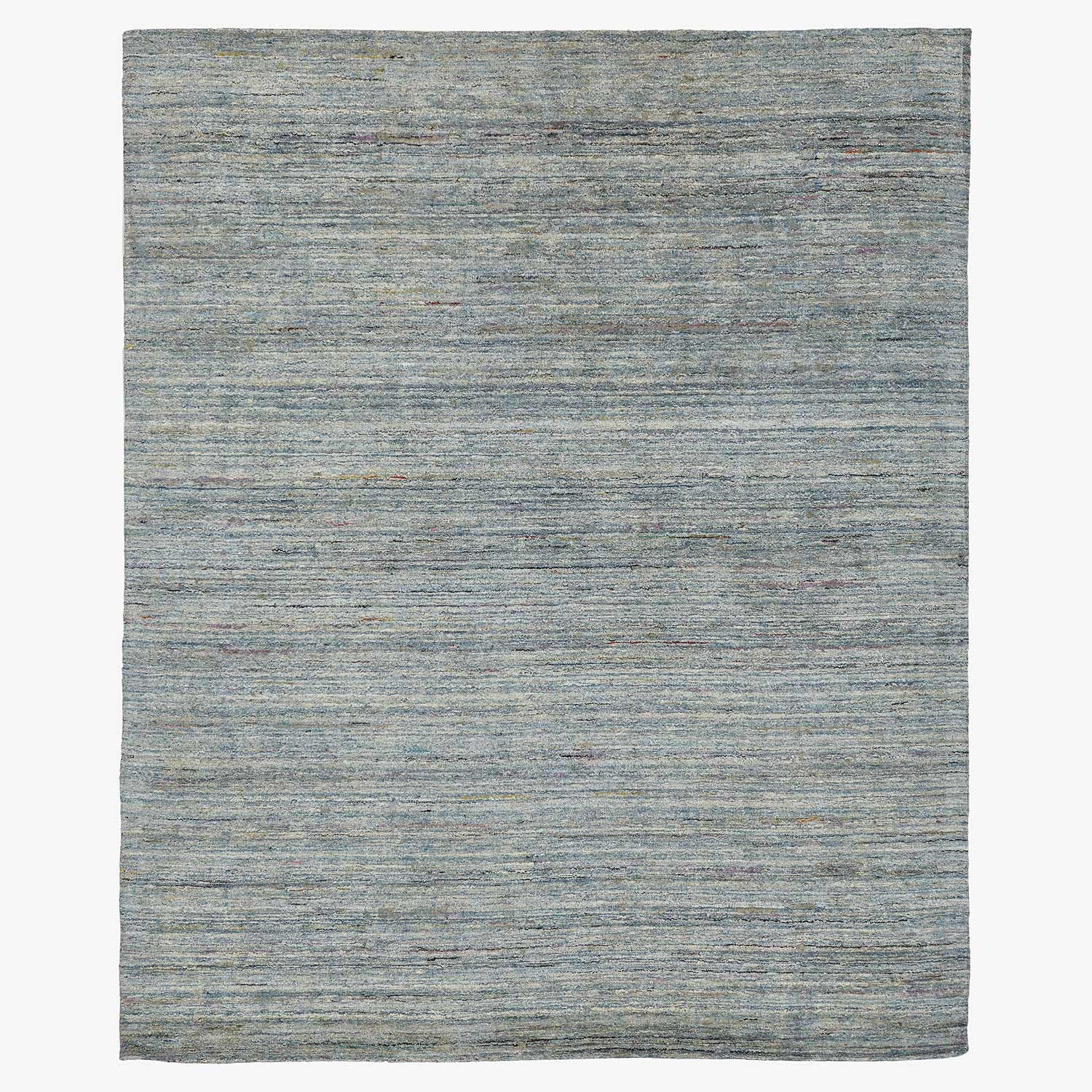 "Product Image - Solid Recycled Silk Rug - 7'11""x9'9"""