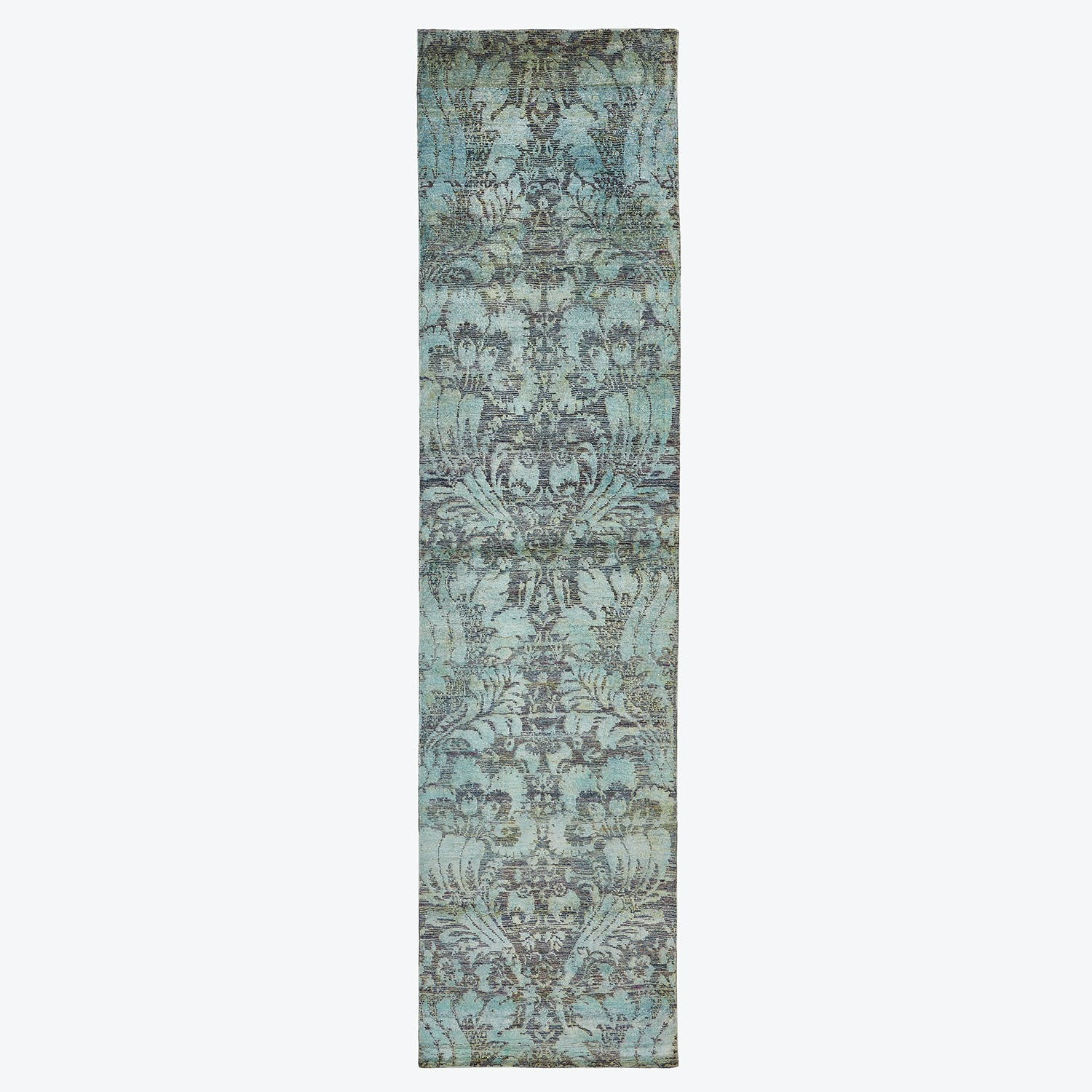 "Alchemy Silk Rug 2'11""x12'"