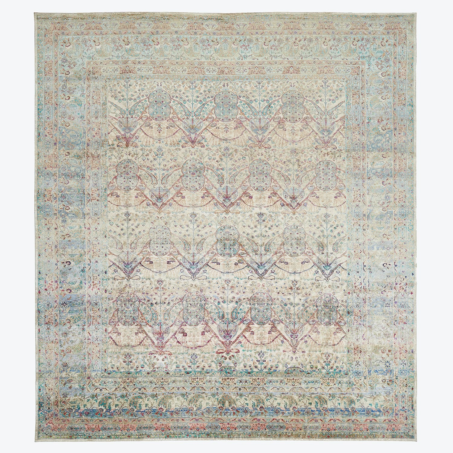 "Alchemy Wool & Silk Rug 11'8""x13'3"""