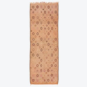 "Product Image - Vintage Moroccan Runner - 4'5""x13'"