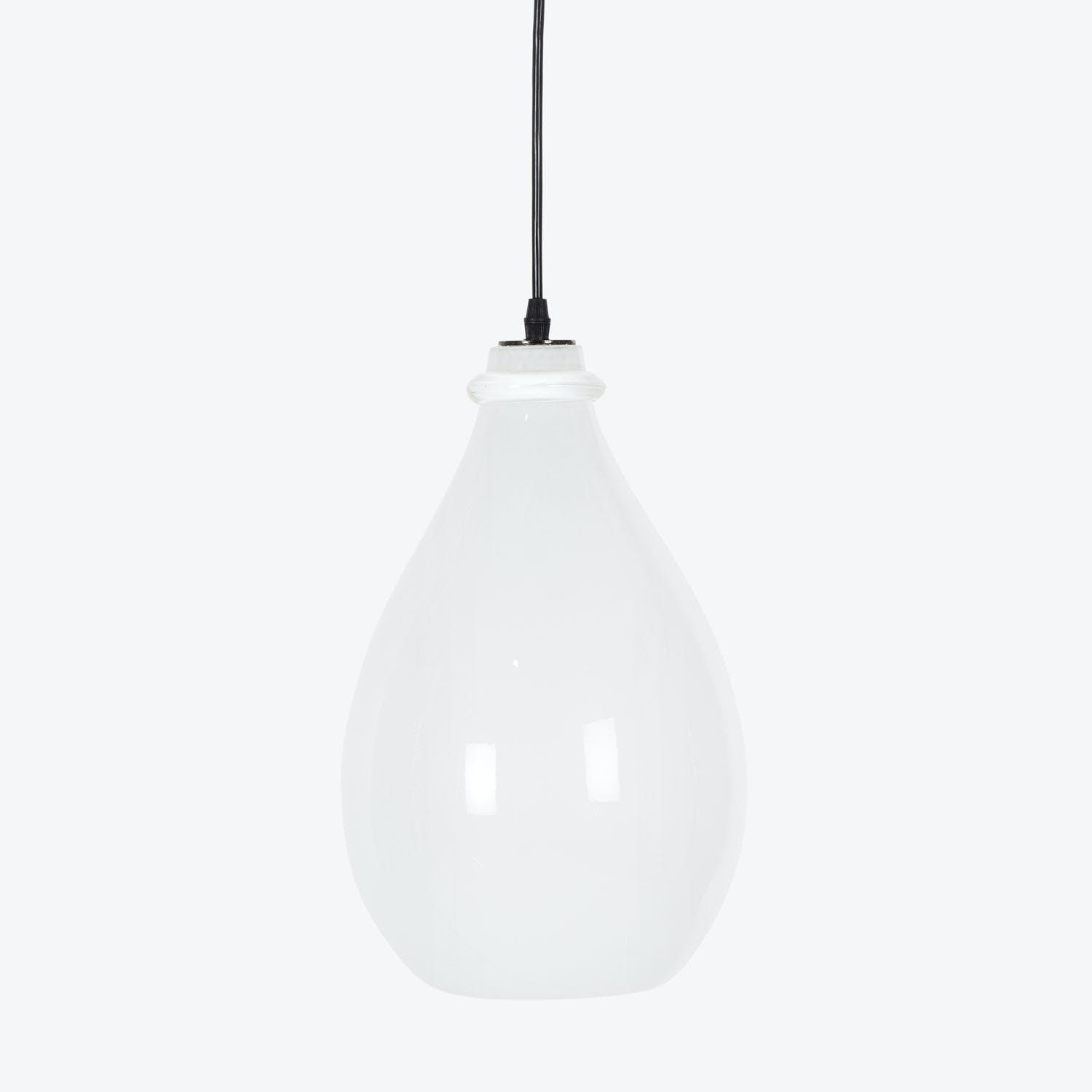 Product Image - Snow Oval Lamp