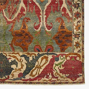 """Product Image - Traditional Wool Rug - 5'11""""x9'"""
