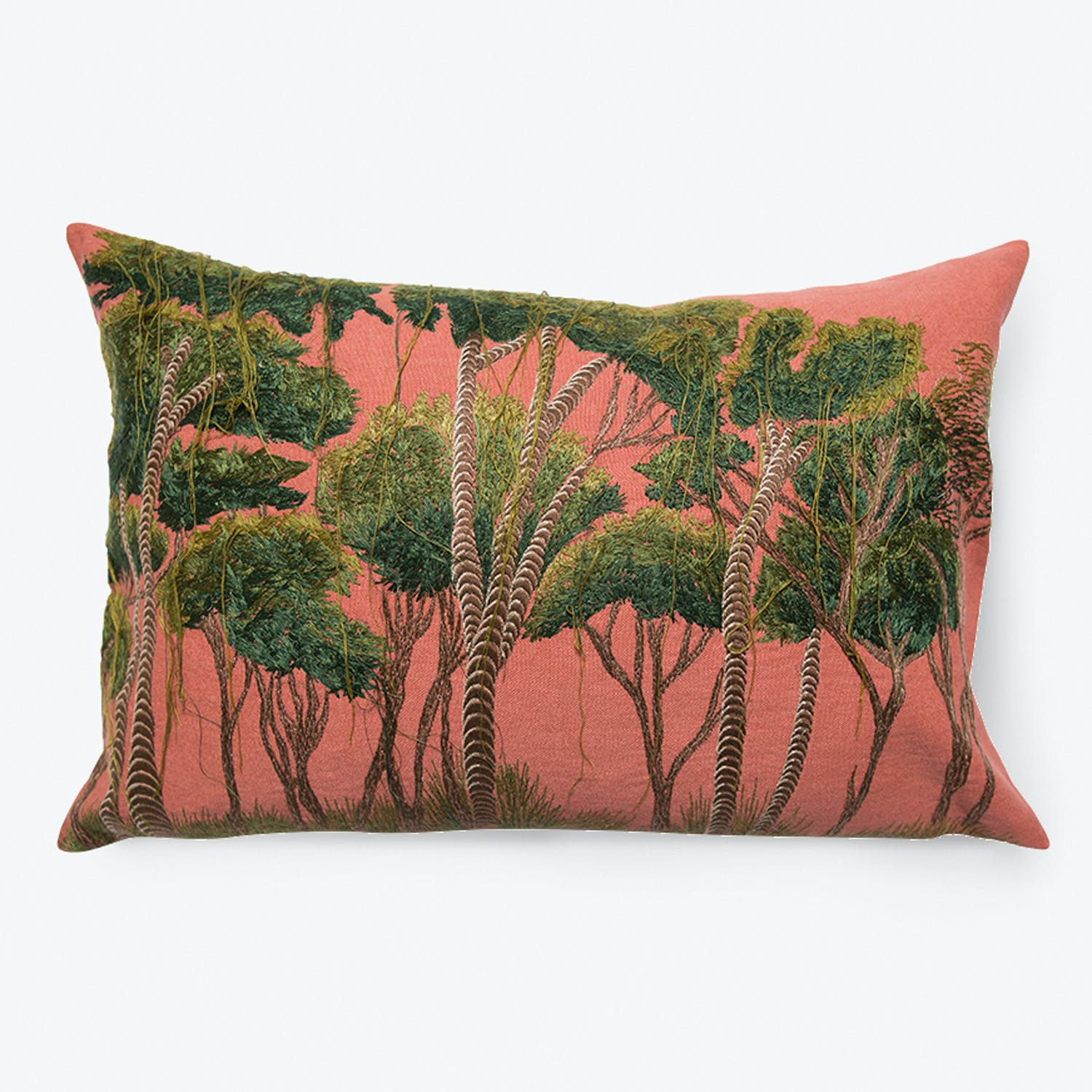 Bisri Pines Pillow, Right