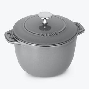 Product Image - Petite 1.5 qt French Oven Graphite Grey