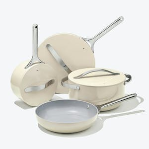 Product Image - Non-Toxic Cookware Set Cream
