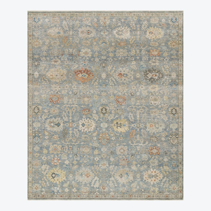 Product Image - Lahan Rug Blue - 8'x10'
