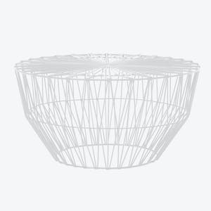 Product Image - Drum Table White