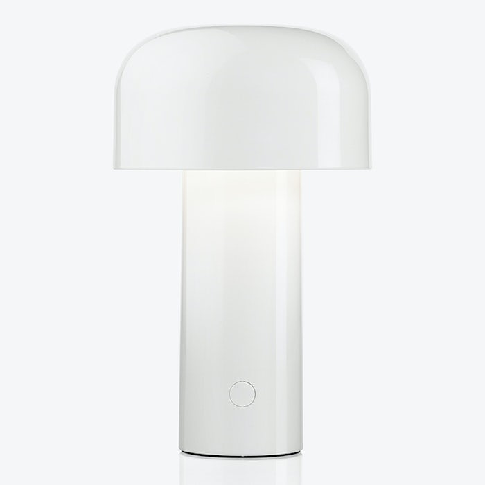 Product Image - Bellhop Table Lamp White