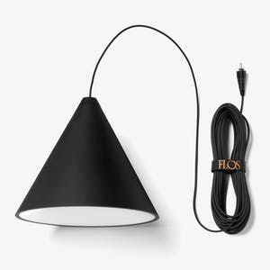 Product Image - String Light Cone Pendant with Base