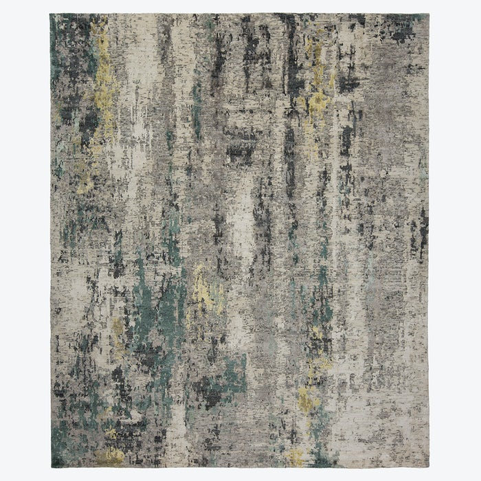 Product Image - Fascination Rug Gray Green - 10'x14'