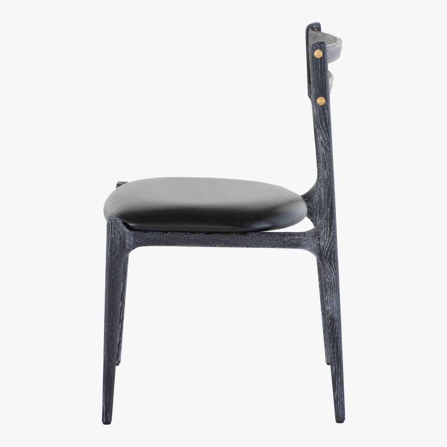 Assembly Dining Chair Black