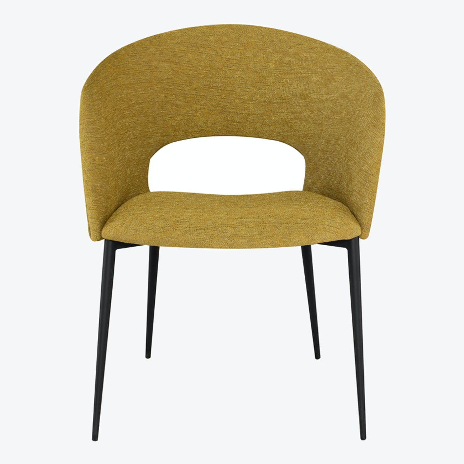 Alotti Dining Chair Chartreuse