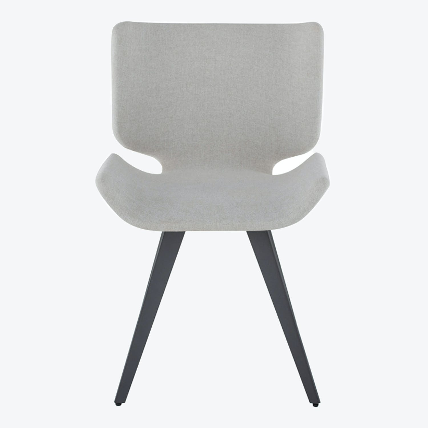 Astra Dining Chair Stone Grey