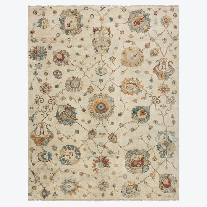 Product Image - Portico Rug Ivory - 6'x9'