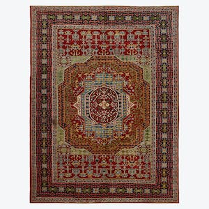 """Product Image - Antique Wool Rug - 11'2""""x8'4"""""""