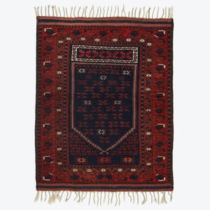 "Product Image - Vintage Rug - 3'7""x4'3"""