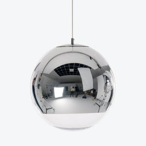 Product Image - Medium Mirrored Ball Pendant