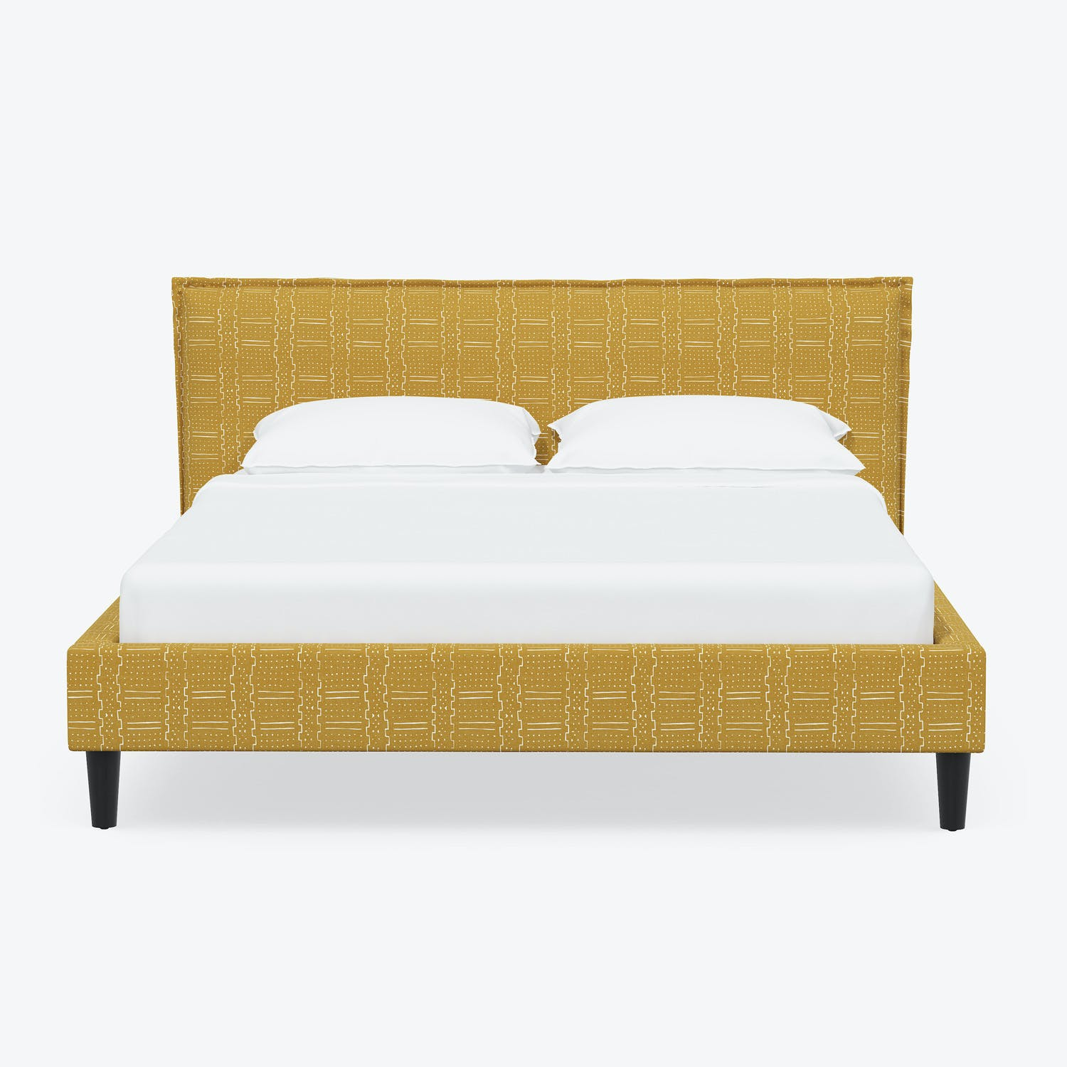 Willow Twin Platform Bed Bogo Citrine Abc Home