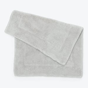 Product Image - Simple Terry Bath Mat Light Gray