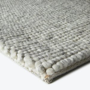 Product Image - Essentials Textured Rug Ivory