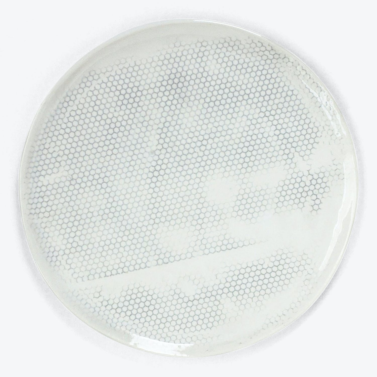 Product Image - Honeycomb Dinner Plate