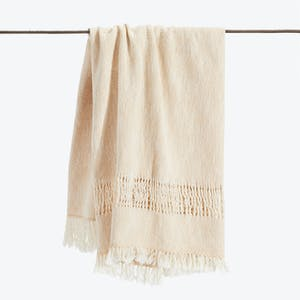 Product Image - Yennicott Cotton Throw Blanket Clay
