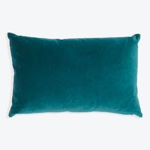 Product Image - Dip Dyed Pillow Peacock