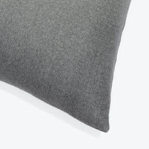 Product Image - Dip Dyed  Pillow Pewter