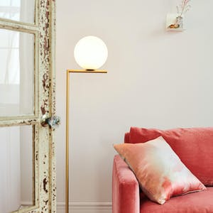 Product Image - IC Lights F1 Floor Lamp Brass