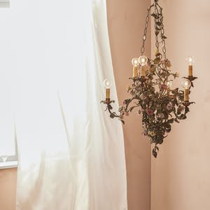 Product Image - Antique Chandelier